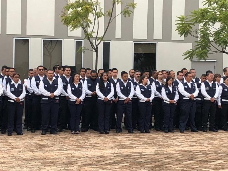 Conmemoran día nacional de protección civil