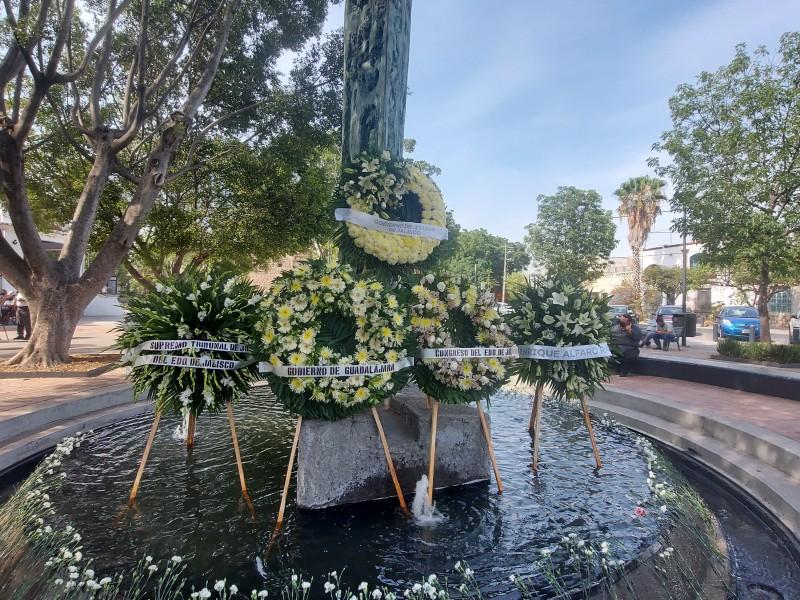 Conmemoran explosiones del 22 de abril; piden subir fideicomiso