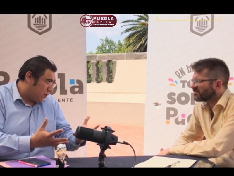 Conmemoran herencia histórica de la fundación de Puebla