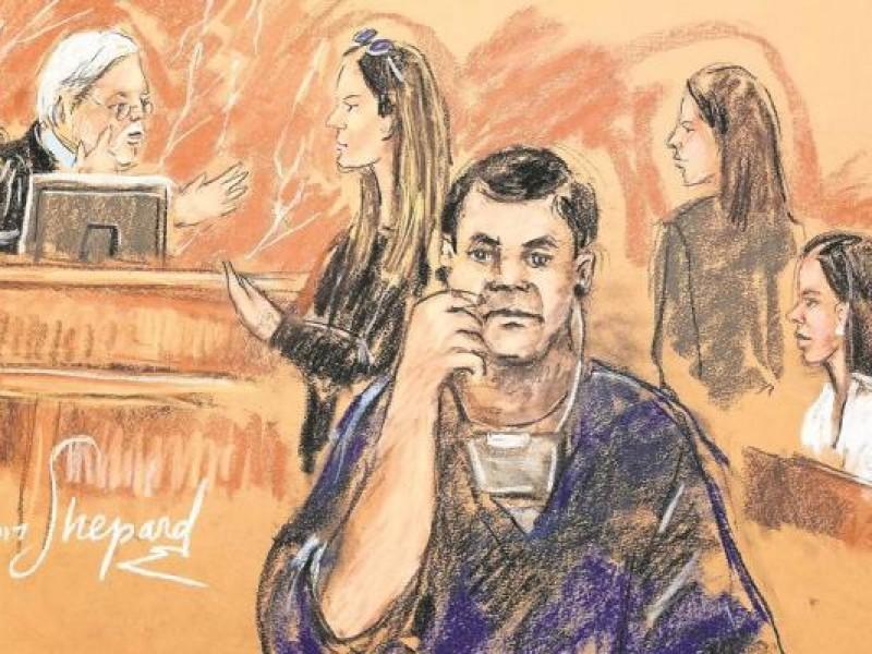 5 mujeres en jurado del juicio de