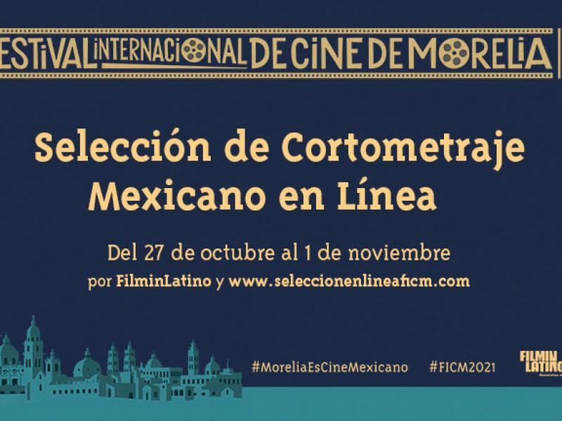 Conoce la Selección de Cortometraje Mexicano en Línea del FICM