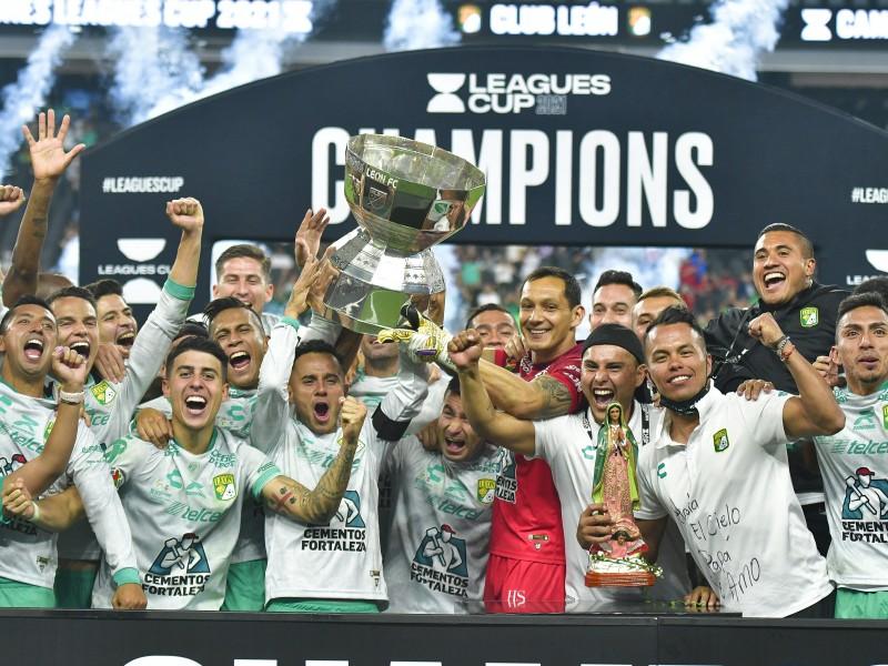 Conquista Club León primer título de talla internacional