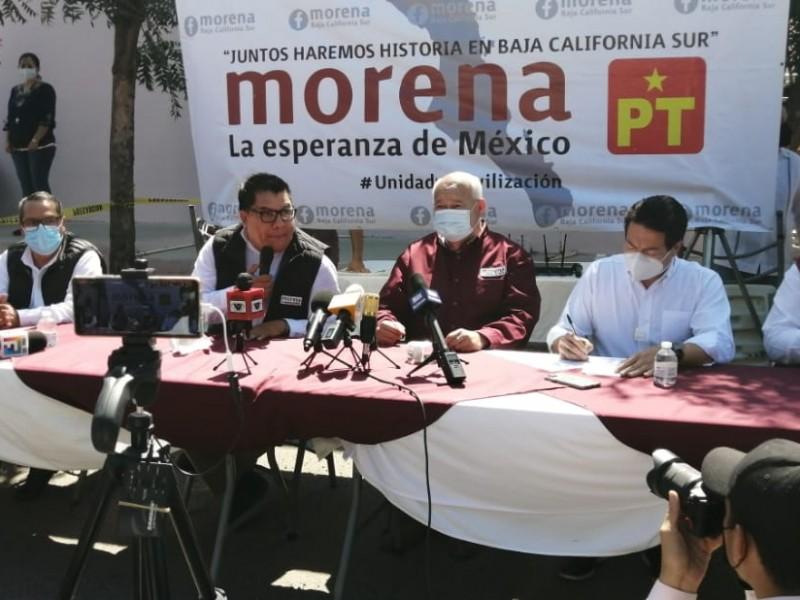 El INE es empleado del PRIAN: Mario Delgado