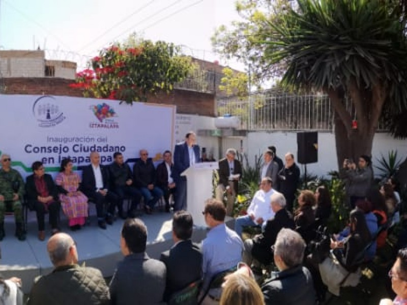 Consejo Ciudadano tiene nueva sede