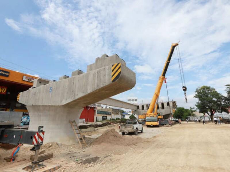 Constata gobernador avance de obras de infraestructura en Tuxtla