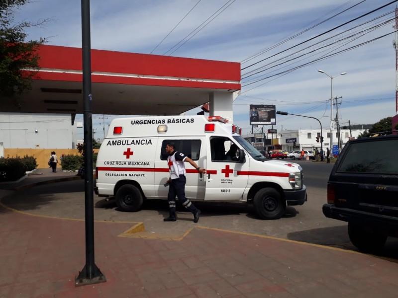 Construcción de Cruz Roja San Blas podría suspenderse