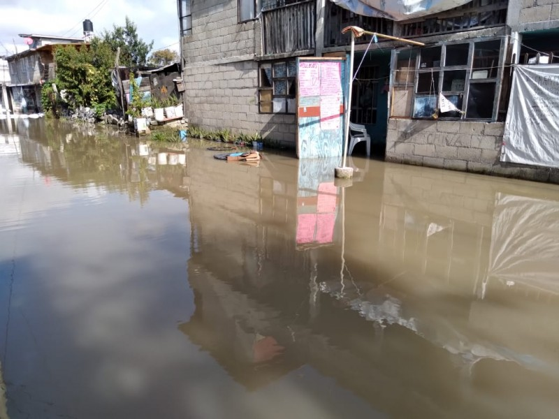 Construcción del Cárcamo de Bombeo reclaman vecinos de Ocoyoacac