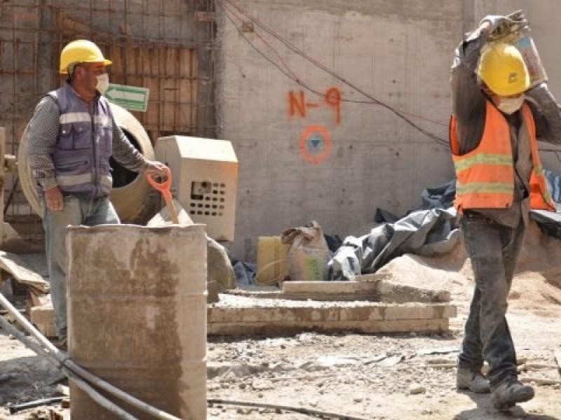 Construcción mexicana, afectada seriamente por el coronavirus