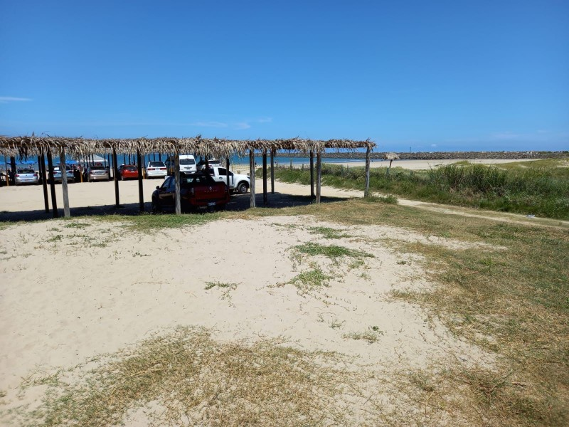 Construcciones ponen en riesgo las playas de Tuxpan