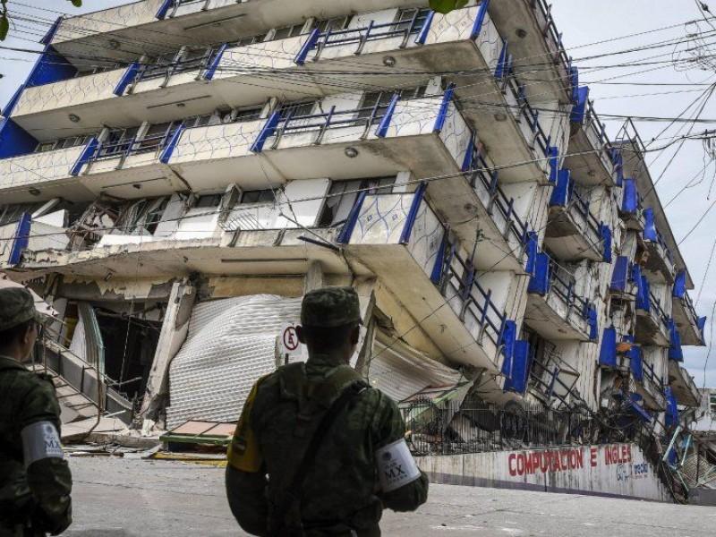 Constructoras deben pagar errores por derrumbes: Sheinbaum