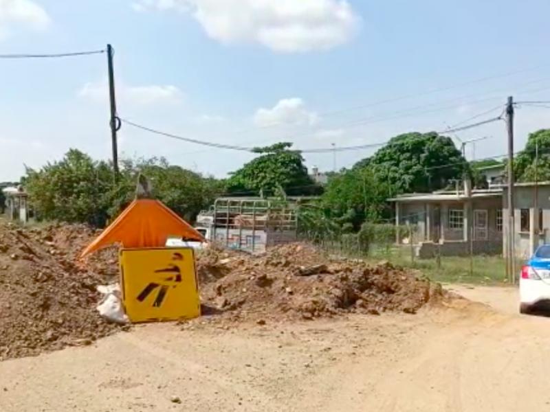 Construirá SCT puente para evitar inundaciones en La Ventosa