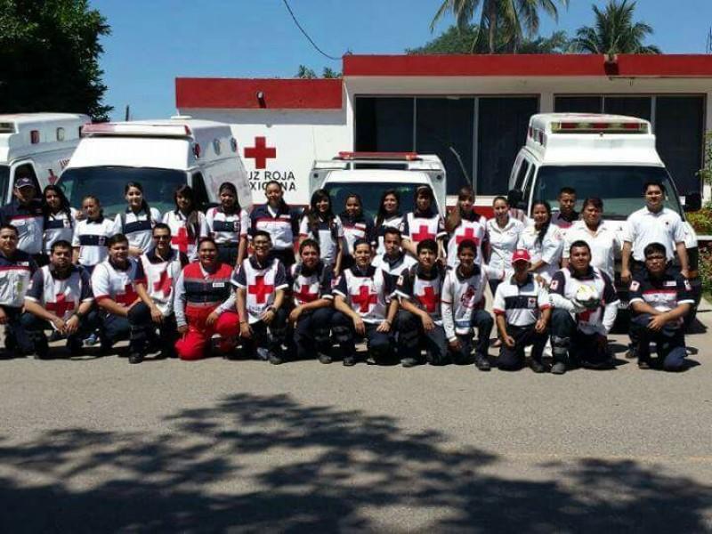 Construirán base operativa Cruz Roja en Aticama