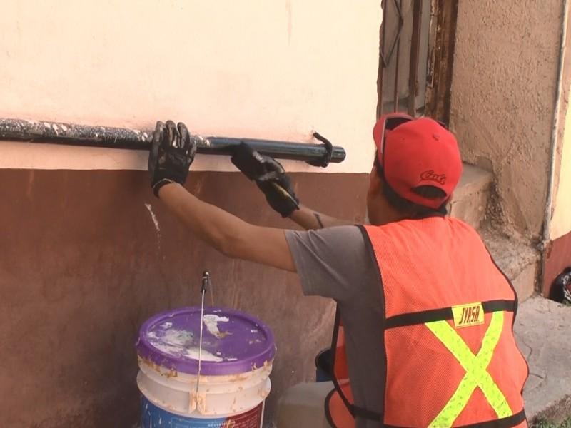 Construirán pasamanos en calle Rebote de Barbosa
