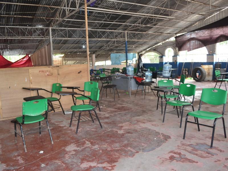 Construirán telebachillerato de Santiago de la Peña