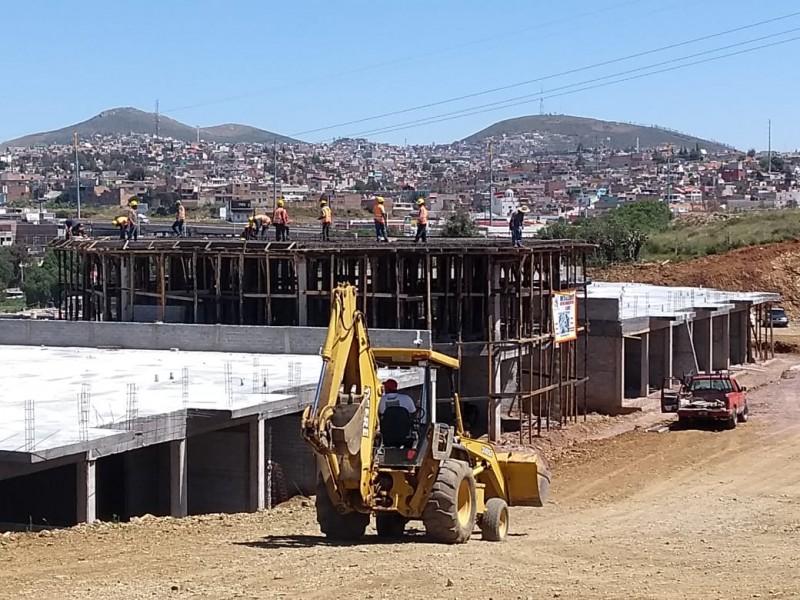 Construyen Centro Educativo Integral, costará 161 mdp