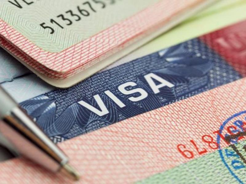 Consulado de E.U cancela tramites de visa por coronavirus