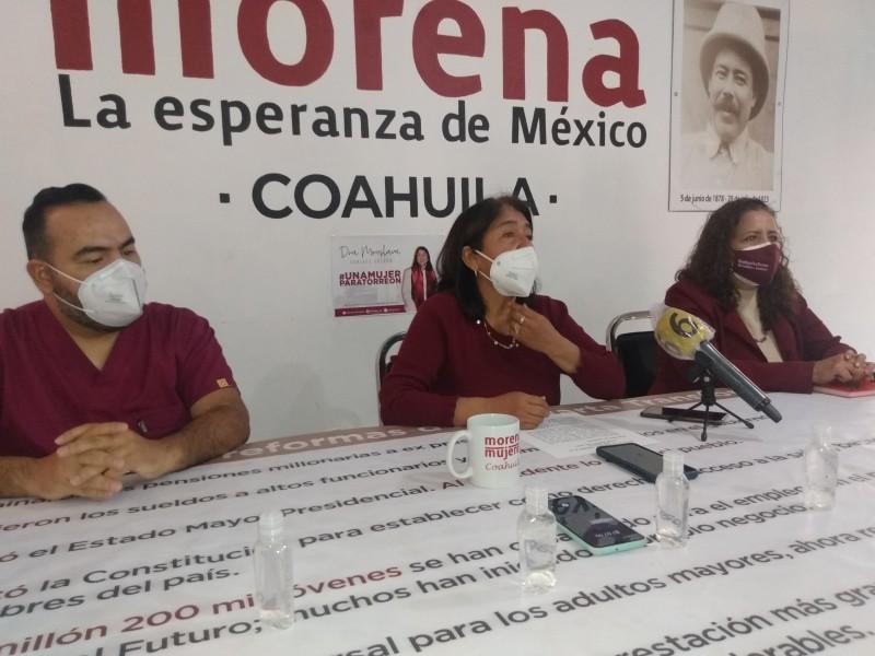 Contagio del Presidente no diezmará su fuerza política: Diputada Morena