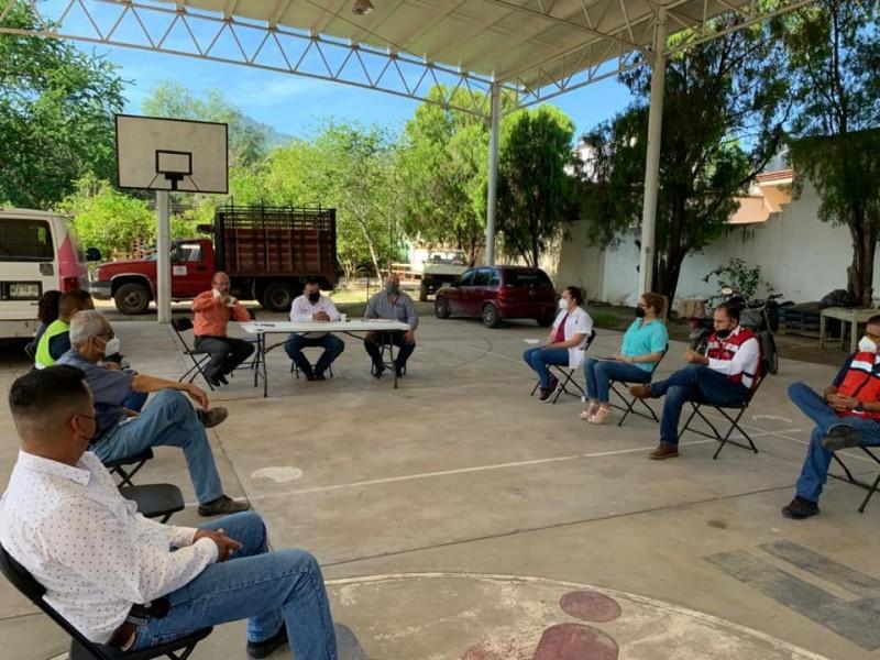Contagios COVID-19 en Álamos aumentan hasta un 45 por ciento