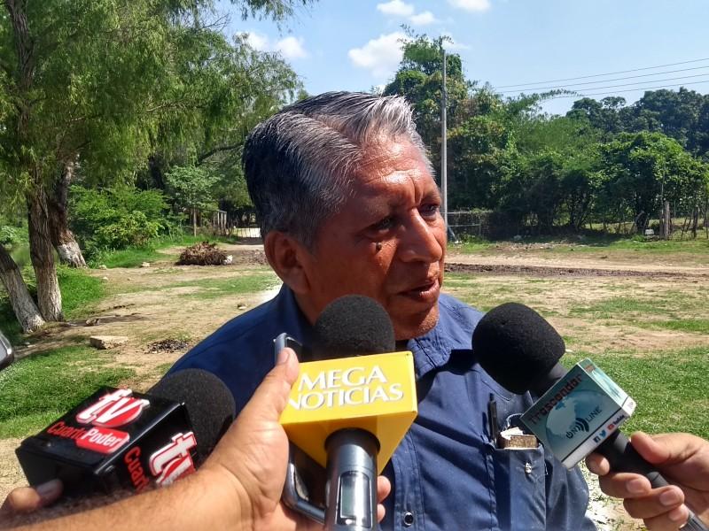 Contaminación de río afecta salud de Suchiapa