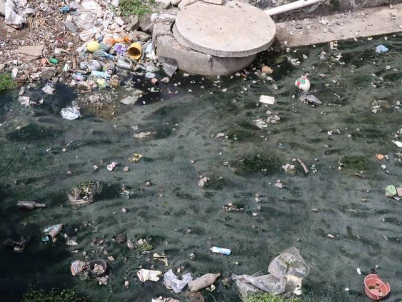 Contaminación en ríos un problema fuerte en Ahome