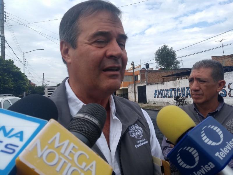 Contempla Guadalajara concluir obras por 185 MDP