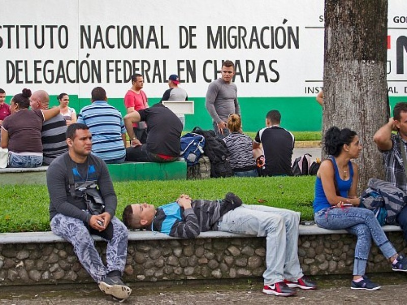 Reinicia INM regularización migratoria en Chiapas