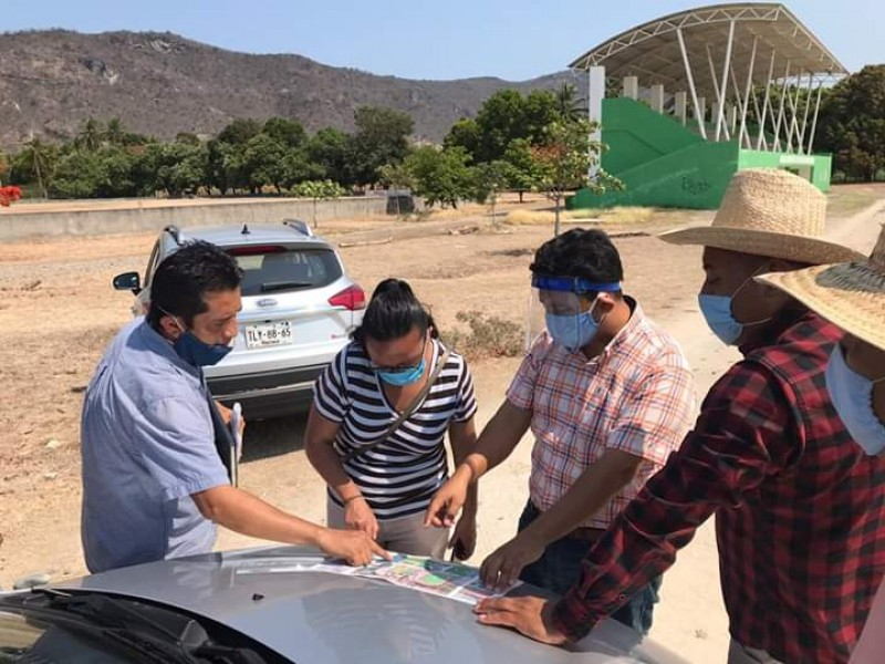Contempla SEDATU a Mixtequilla dentro del Programa de Mejoramiento Urbano
