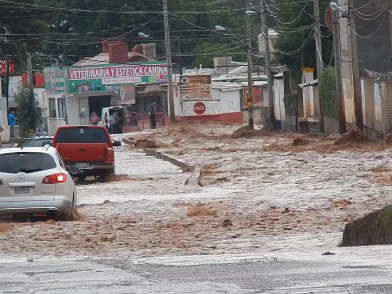 Contemplan lluvias fuertes para la región