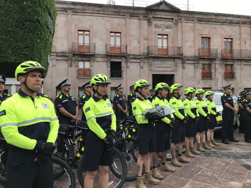 Contingencia retrasa labores de oficiales de movilidad en la capital