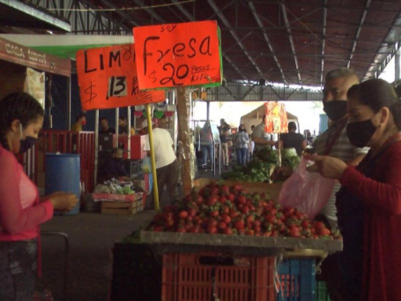Contingencia sanitaria golpea economía de comerciantes jaconenses