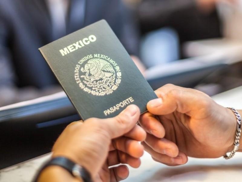 Continúa a la baja expedición de pasaportes en la entidad