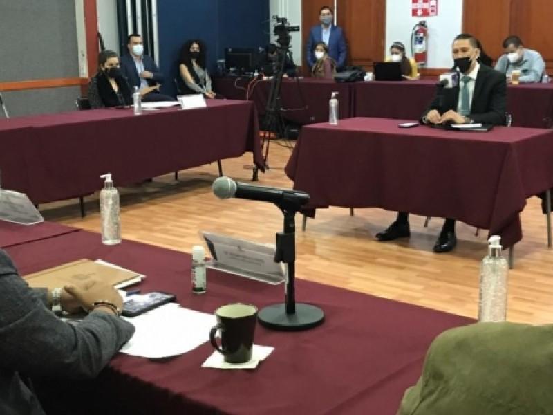 Continúa Congreso con entrevistas a 147 aspirantes al Poder Judicial