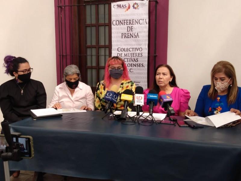 Continúa discriminación hacia las mujeres en reparto de candidaturas: CMAS