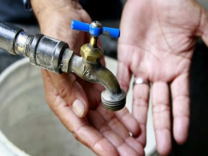 Continúa el desabasto de agua potable en Navojoa