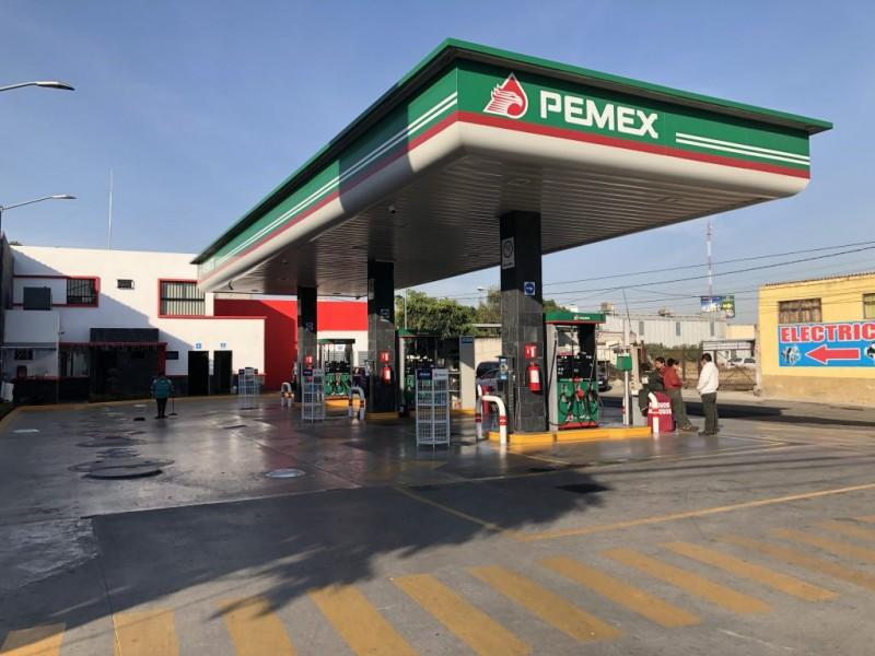 Continúa el desabasto de gasolina en Querétaro