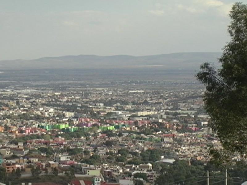 Continúa el descenso de temperaturas  en Zacatecas