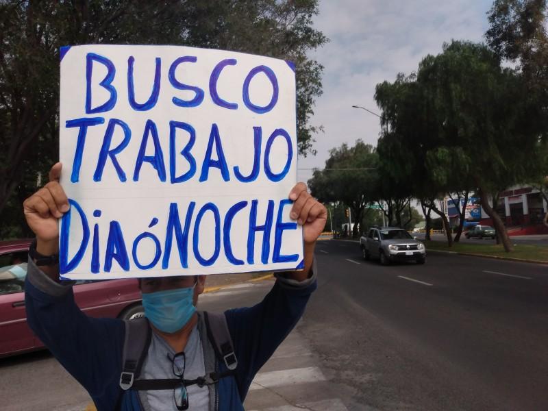 Continúa el desempleo en Guanajuato