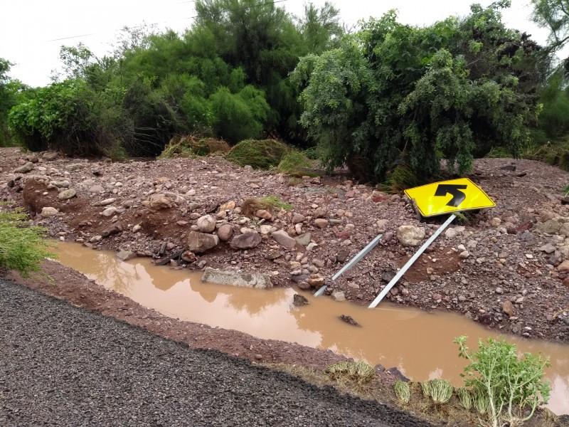 Continúa evaluación por daños en Sinaloa