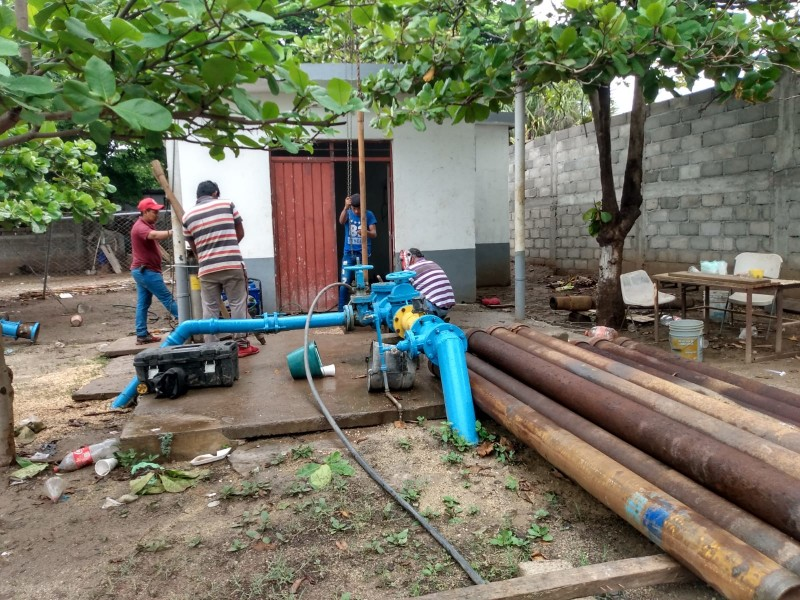 Continúa fuera de servicio el Pozo 7 del Agua Potable