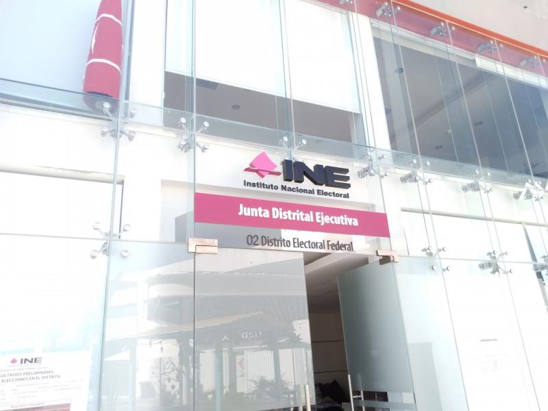 Continúa  INE con credencialización en Los Cabos