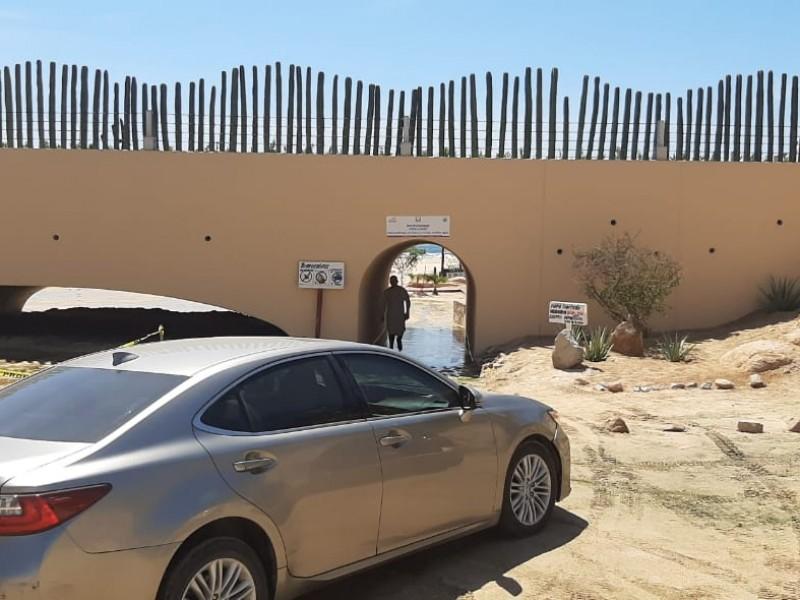 Continúa juicio para liberar el acceso a playa las viudas