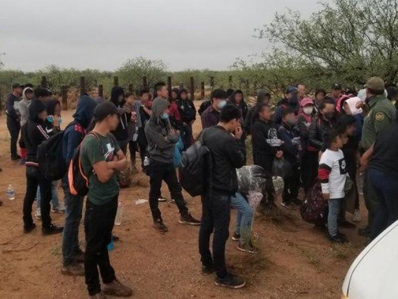 Continúa la detención de migrantes indocumentados en Arizona