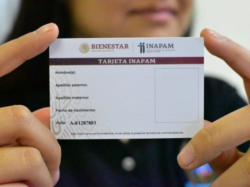 Continúa la recepción de documentos para tramitar tarjeta del INAPAM
