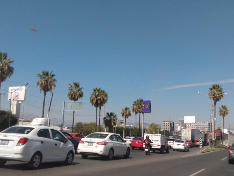 Continúa mala calidad del aire en Carrillo
