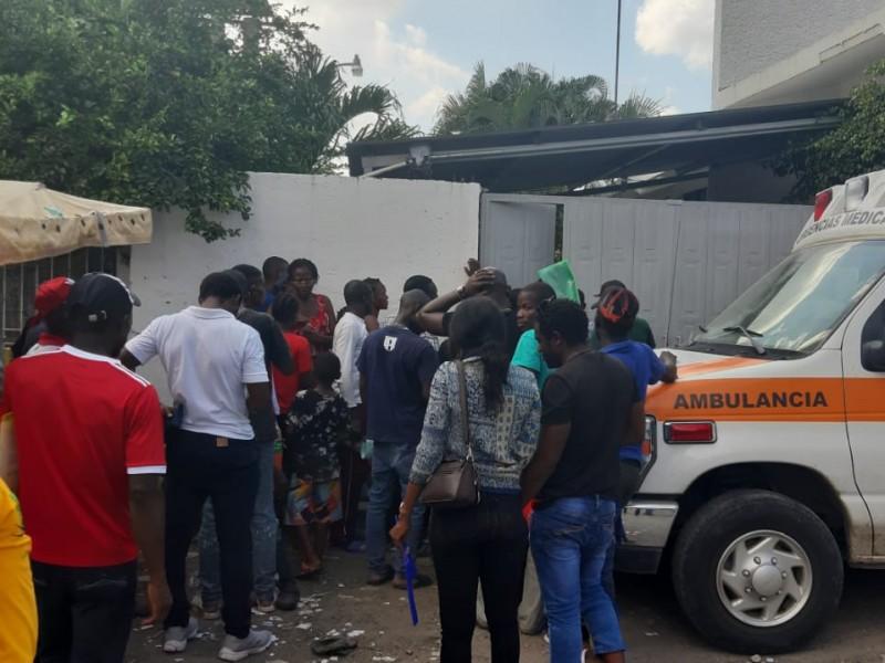 Reinicia proceso de entrega de documentos a migrantes