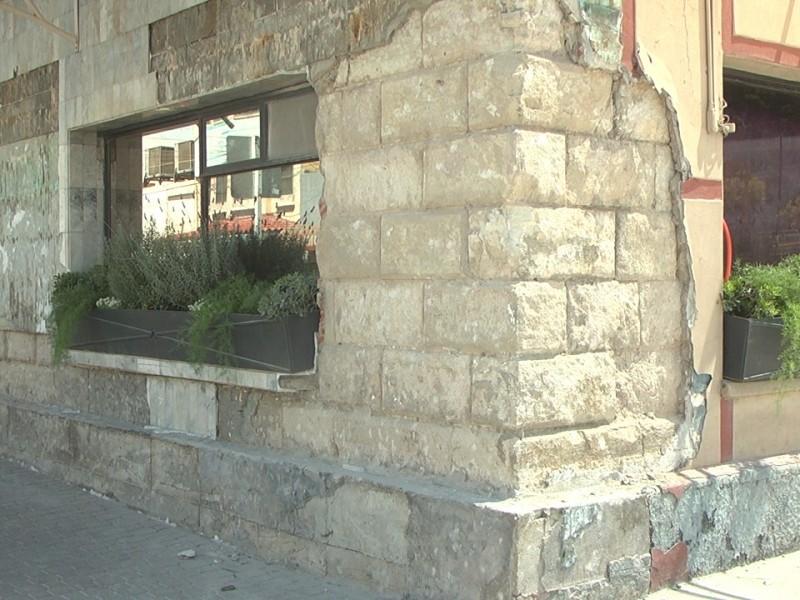 Continúa proyecto de restauración de palacio municipal