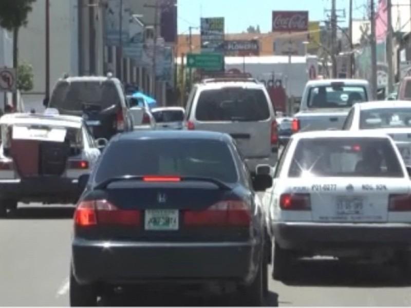 Continúa reportandose alta movilidad de personas en las calles