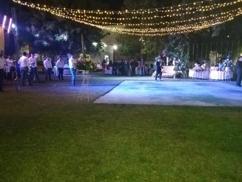 Continúa SSyPC sin poder contener fiestas privadas en Tepic