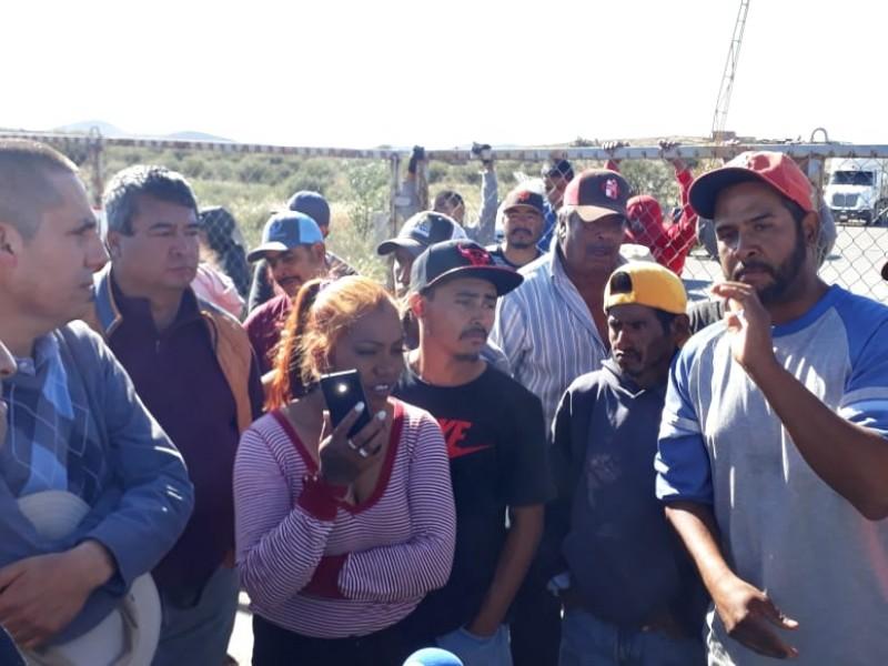 Continúa tensión por intento de privatización de recolección