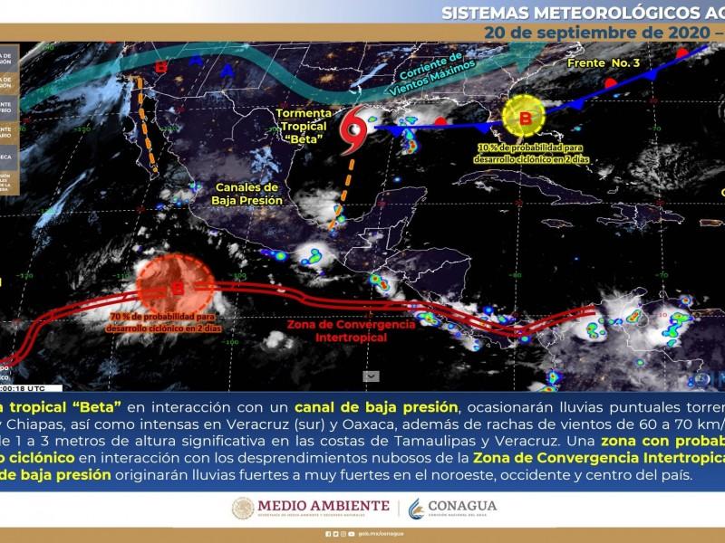 Continúan altas temperaturas, sin pronóstico de lluvias para Sonora